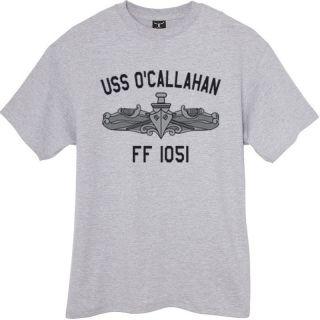 USN US Navy USS OCallahan FF 1051 Frigate T Shirt