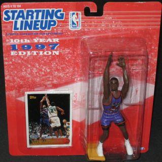 Marcus Camby Toronto Raptors 1997 SLU Starting Lineup NBA Sports
