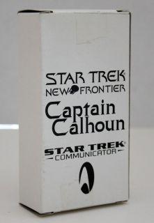 Playmates Mail Away Star Trek Captain Calhoun Exclusive