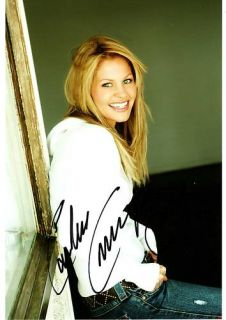Candace Cameron Signed Autograph, Make It or Break It, AFTAL Dealer