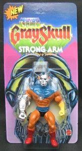 Arm Power of Grayskull Custom BAF Horde Calix Figure He Man