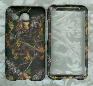 Camo Tree HTC Inspire 4G at T Phone Cover Hard Case