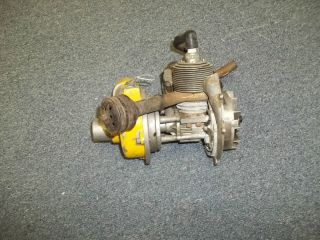 Keene EGN Co 1 Gold Mining Pump Gas Engine RC Dredge Sluice Box Water