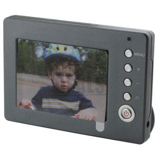 PEAK PKC0RB Wireless Car Back up License Plate Camera System w/ 3.5