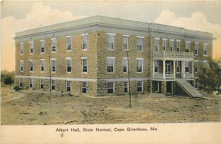 MO Cape Girardeau State Normal Albert Hall Early R71247