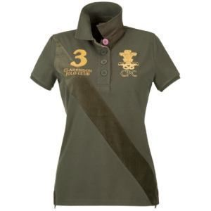 Joules Fall 2011 Caplan Polo Shirt Ladies Olive 40 Off Sale