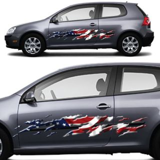 Stripes Car Truck Graphics Vinyl Cut Decals