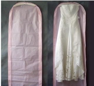 Bridal Wedding Dress Gown Garment Storage Bag Cover