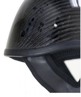 Helmet Real Carbon Fiber Dot Approved Medium Half Helmet