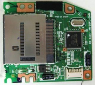 Canon MP830 Media Card Reader Board QM2 2853 QK1 1619 0
