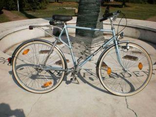 Magerl Fendt Comfort Cardano Shaft Drive City Bike Vintage 80 Sachs