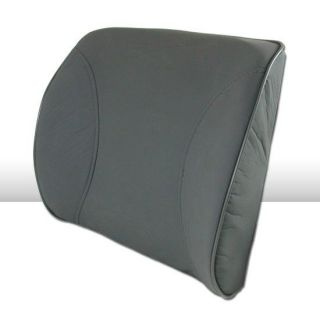 Synthetic Leather Car Seat Lumber Back Cushion Support