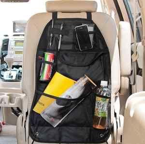 Car Back Seat Multi Organizer Pocket Storage Travel Bag Holder Case