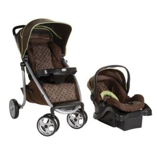 Safety 1st Aerolite Travel System Stroller w Car Seat