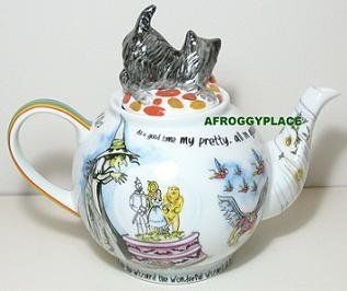 Collection 18oz Betty Style Teapot Paul Cardew Dorothy Toto New