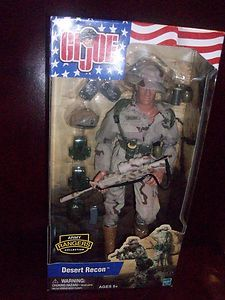 Gi Joe Army Rangers Collection Desert Recon by Hasbro