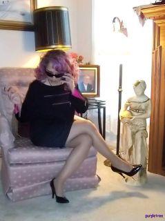 Nice Black Pink Carducci Shirt Zipper Stretchy Top Rayon Nylon Spandex