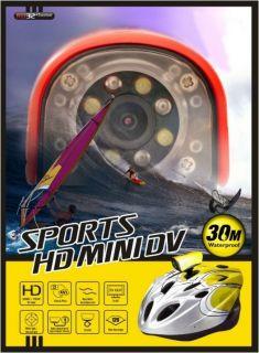 RD32 Spors Acion Camera Underwaer 20M HD 720P 5 0 Mega for Car Bike