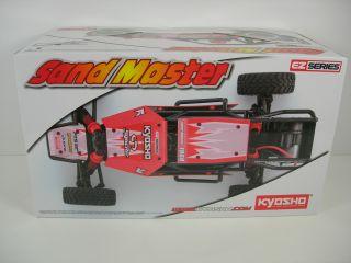 Kyosho Sand Master Red Type 1 Readyset KYO30831T1B