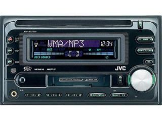 XC410 CD Mp3 Cassette Tape AM/FM Car Stereo CD iPod Sat Ready + Remote