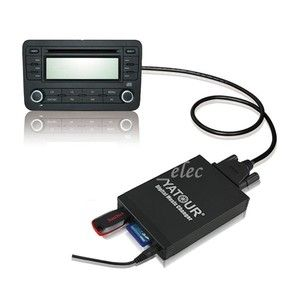 CD Changer Car Digital Music Changer USB SD  for BMW series