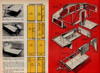 Homemade Pickup Camper Plans | Joy Studio Design Gallery - Best Design
