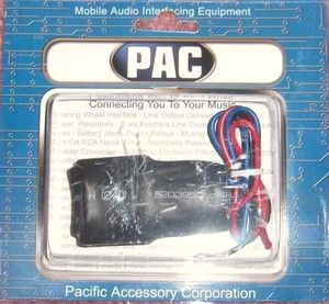 Pac CSS 12 High Power Noise Filter in Car Radio CB EQ