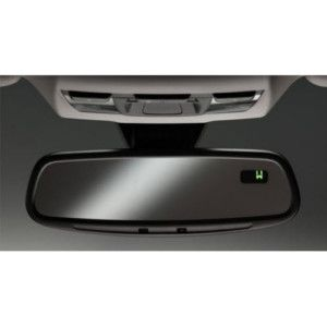 Volvo Auto Dim Compass Rear View Mirror XC90 2005 12