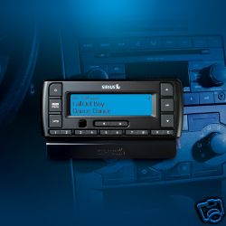 Sirius XM Stratus 6 Satellite Radio Receiver Car Kit SDSV6V1 Brand New