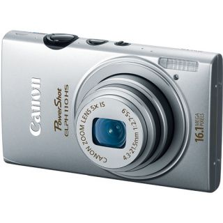 Canon PowerShot ELPH 110 HS Digital Camera Silver Brand New USA