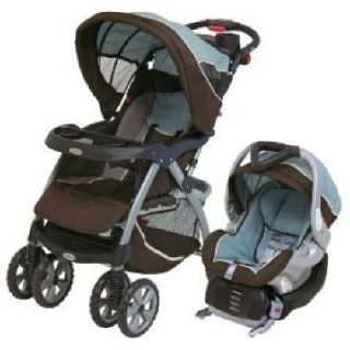 Infant Travel System Stroller Infant Car Seat Base 090014011154