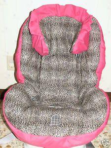 Ruffled Car Seat Headrest Cover Britax Boulevard