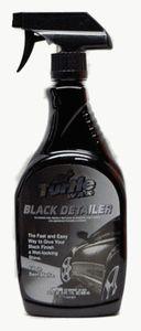 Turtle Wax Black Color Magic Black Detailer Car Polish Black Tinted