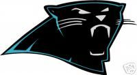 Carolina Panthers Window Wall Sticker Car Decal Graphic