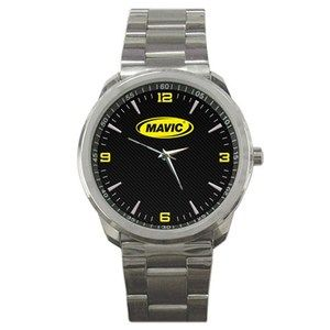 Mavic Ksyrium SL Cosmic Carbone Road Bike Wheels Sport Metal Watch