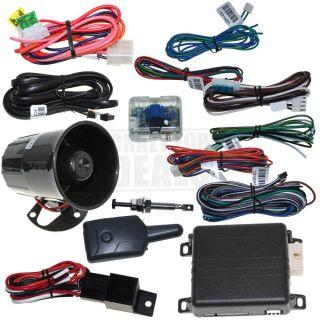 Code Alarm CA6151 Car Alarm Remote Start w Keyless Entry Remote