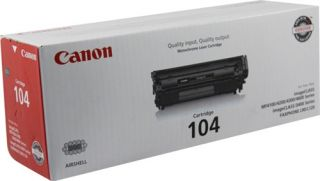 Brand New Genuine Canon 104 Laser Toner Cartridge Black for MF4100