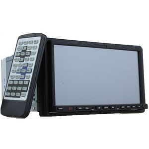 DIN 7 in Dash Touch Screen Car Stereo DVD CD VCD Player Radio iPod