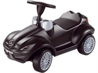 Kids Ride on Toy Big Bobby Mercedes Benz Push Car for Toddlers Black