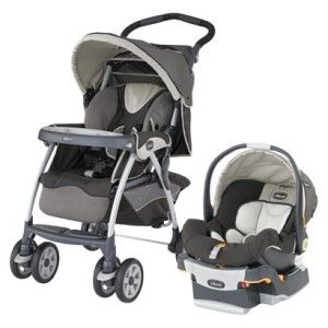 Chicco Cortina SE Travel System Stroller Car Seat New