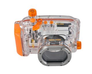 Underwater IPX8 Dive Camera Cover Case Housing Fr Canon S95