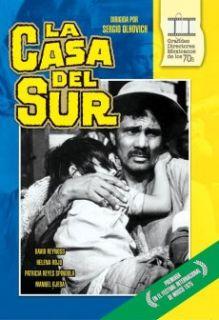 La Casa Del Sur David Reynoso Patricia Reyes New DVD
