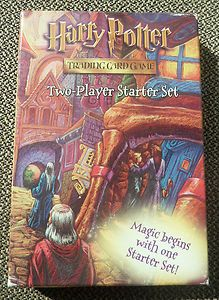Harry Potter Trading Card Game 2 Player Starter Set