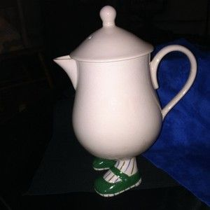 Carlton Ware Lustre Pottery Walking Ware Coffee Pot