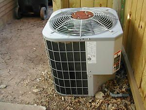 Ton Carrier Residential Air Conditioner Unit