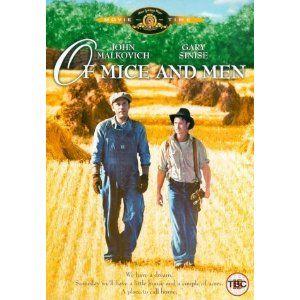 DVD of Mice and Men DVD 1992 John Malkovich Gary Sinise 5050070009385
