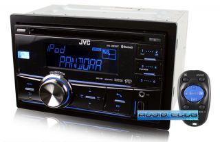 JVC KW R800BT MP3 CD CAR STEREO RECEIVER W/ BUILT IN BLUETOOTH & FRONT
