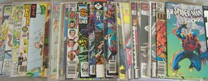 Lot 29 Comic Books Superheroes Cartoons Marvel Disney