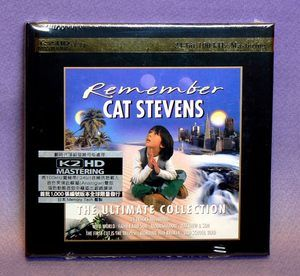 CAT STEVENS Remember The Ultimate Collection Limited Edit K2 HD Japan