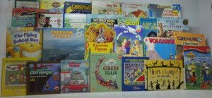 LOT OF 26 BOYS CHILDRENS BOOKS **DRAGONS, POKEMON, TRAINS, DINOSAURS